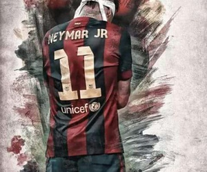 Barcelona, soccer, and champions image