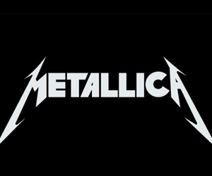metallica, rock, and music image