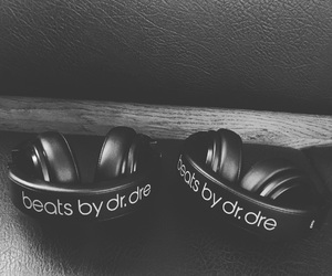 beats by dr dre, beats pro, and infinityblack image