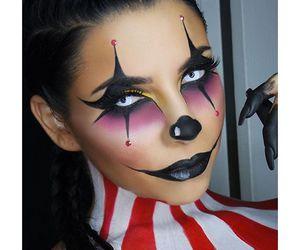beauty, girl, and Halloween image