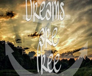 dreams, sogni, and free image