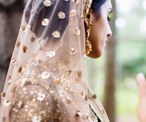 bride and india image