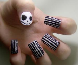 black, jack, and nails image