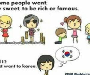korea, kpop, and funny image