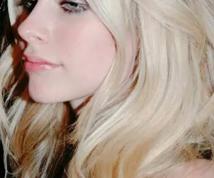 Avril Lavigne, flawless, and pale skin image
