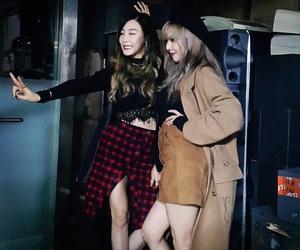 kpop, tiffany hwang, and kim hyuna image