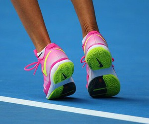 tennis, girl, and sport image
