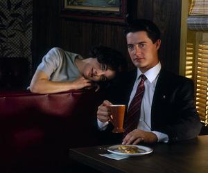 90's, Kyle MacLachlan, and Sherilyn Fenn image