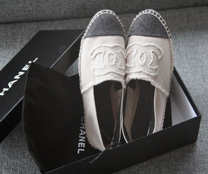 chanel, shoes, and style image