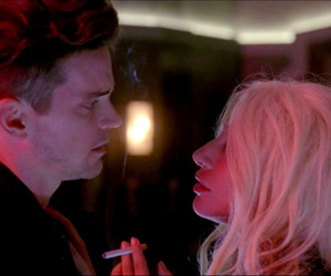 Lady gaga, matt bomer, and ahs image