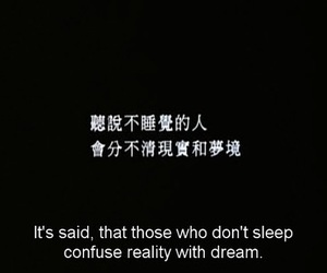 quotes, Dream, and reality image