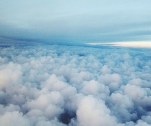beautiful, clouds, and funny image