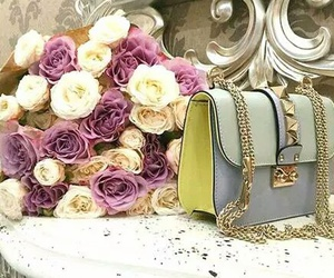 bag and flower image