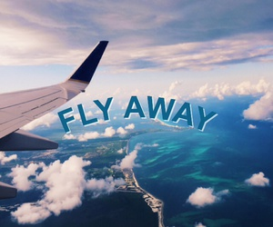 fly away and 5sos image