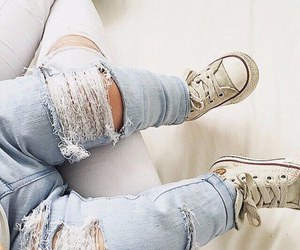 baby, style, and converse image