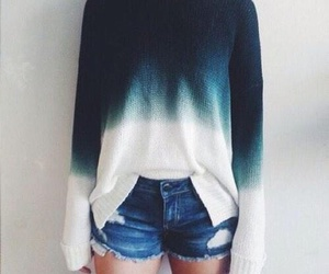 blouse, cool, and jeans image