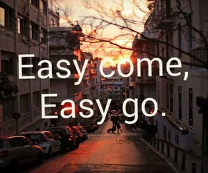 go, come, and Easy image