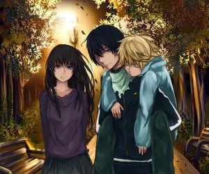 hiyori, yukine, and friends image