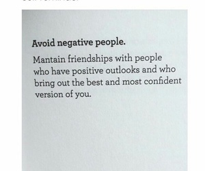 avoid, negative, and people image