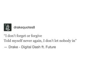 Drake, feelings, and future image