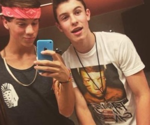 taylor caniff, shawn mendes, and magcon image