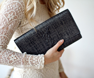 accessories, glamorous, and lace image