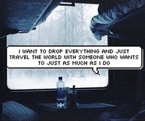 travel, quotes, and grunge image