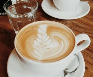 art, barista, and coffee image