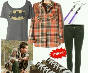 outfit and teen wolf image