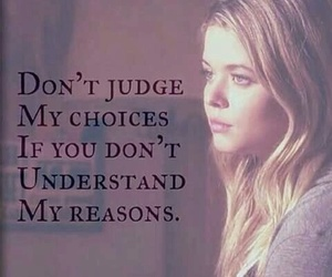 alison, pll, and quote image