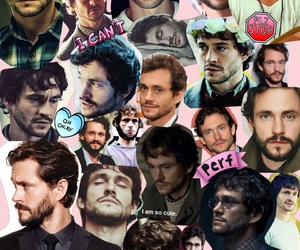 Collage, hannibal, and hugh dancy image