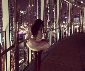 luxury, city, and model image