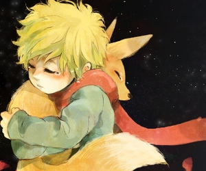 anime, le petit prince, and the little prince image