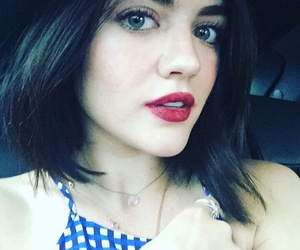 lucy hale, pll, and beautiful image