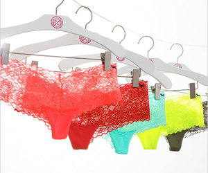 lace, victorias secret, and lingerie image