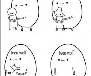 teen wolf, anxiety, and me image