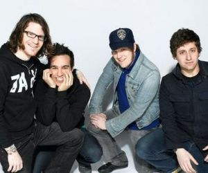 andy, fall out boy, and FOB image