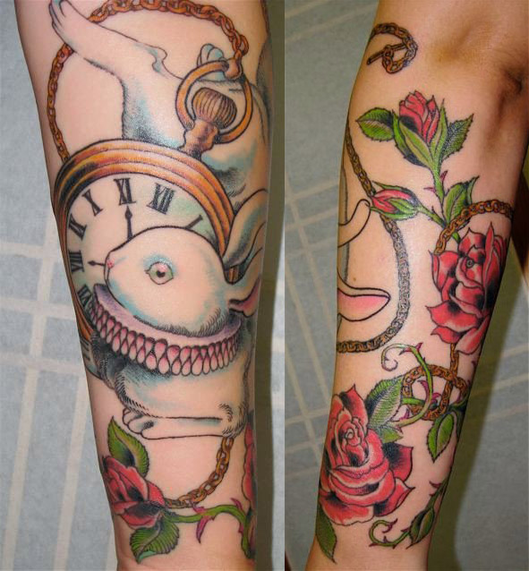 Image About Girl In Tattoos By Roos Framboos