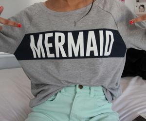 tumblr, mermaid, and quality image