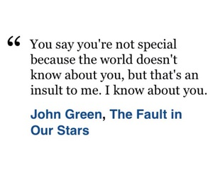 books, quote, and the fault in our stars image