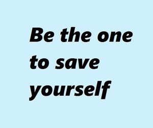 yourself, quote, and save image