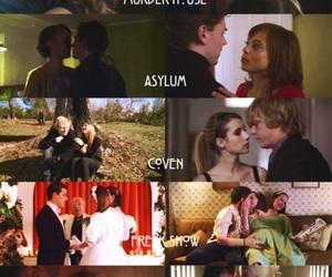 asylum, coven, and freak show image