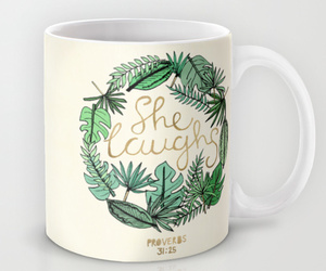 leaf, tropical, and bible verse image