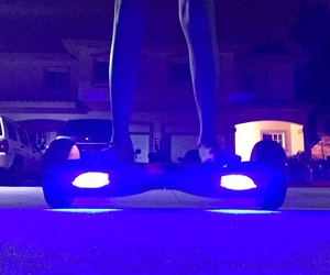segway and hoverboard image