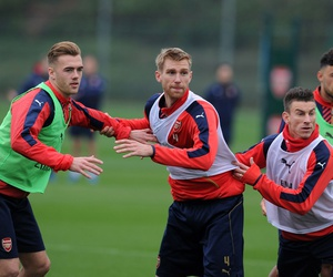 Arsenal, laurent koscielny, and afc image