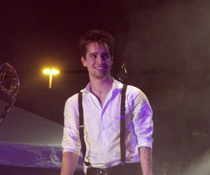 P!ATD, panic! at the disco, and brendon urie image