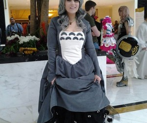 totoro and cosplay image