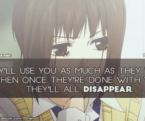 anime, say i love you, and anime quotes image
