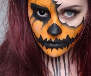 Halloween and make up image