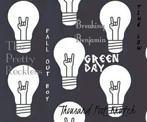 all time low, bands, and green day image